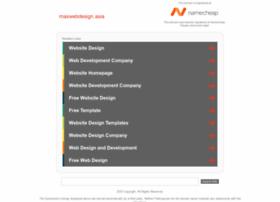maxwebdesign.asia