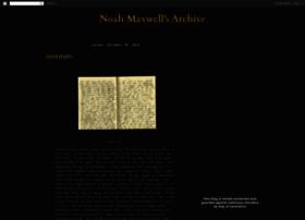 maxwellarchive.blogspot.fr