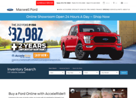 maxwellfordaustin.dealerconnection.com