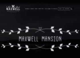 maxwellmansion1856.com