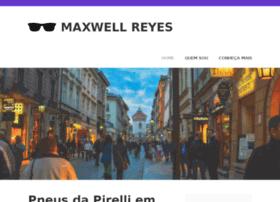 maxwellreyes.net