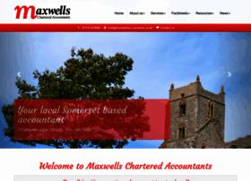maxwellsaccountants.co.uk