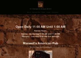 maxwellsbar.net