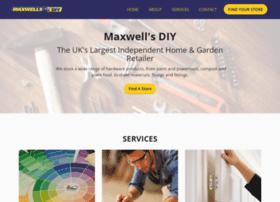 maxwellsdiy.co.uk