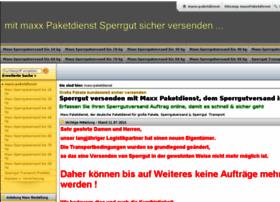 maxx-paketdienst.de