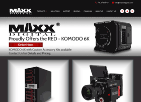 maxxdigital.com