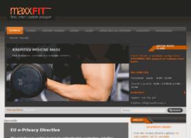 maxxfit-kranj.si