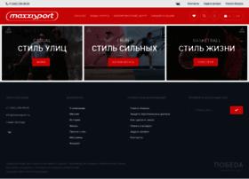 maxxisport.ru