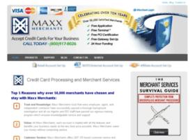 maxxmerchantservices.com
