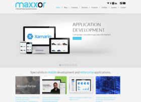 maxxor.com