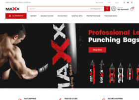 maxxsports.co.uk