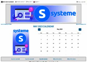 may-calendar.com