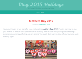 may2015holidays.wordpress.com