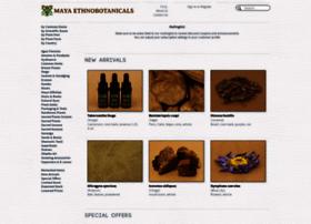 maya-ethnobotanicals.com