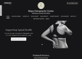 mayachirocenter.com