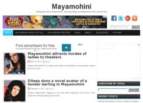 mayamohini.com