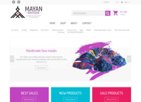 mayanboutique.com