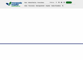 mayapadahospital.com