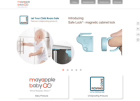 mayapplebaby.com