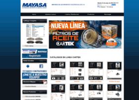 mayasa.com.mx