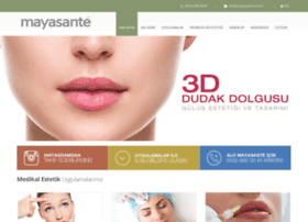 mayasante.com.tr