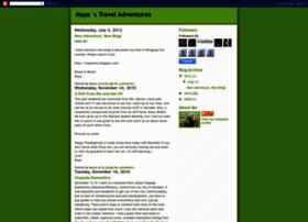 mayastraveladventures.blogspot.com