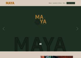 mayataqueria.com
