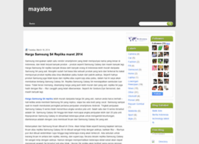 mayatos.blogspot.com