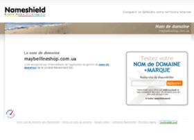 maybellineshop.com.ua