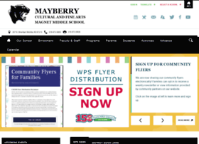 mayberry.usd259.org