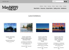 mayberryfineart.com