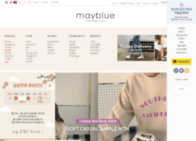 mayblue.co.kr