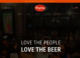 maydaybrewery.com