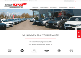 mayer-automobile.com