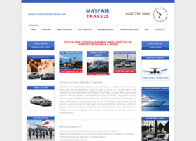mayfairtravels.co.uk