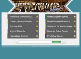 mayfielduniversity.com