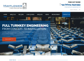 mayflower-engineering.co.uk