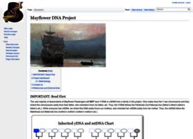 mayflowerdna.org