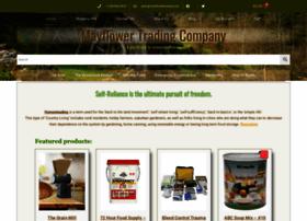 mayflowertrading.com