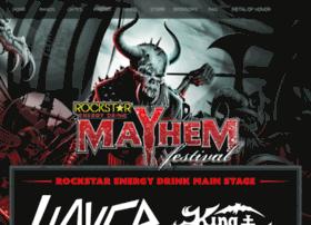mayhemfest.com