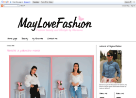 maylovefashion.blogspot.it