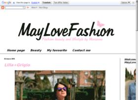 maylovefashion.net
