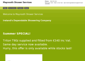 maynoothshowerservices.ie