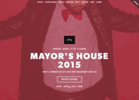 mayorshouse2015.splashthat.com