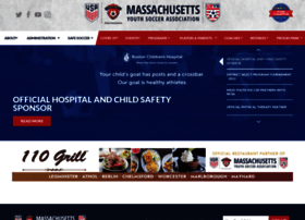 mayouthsoccer.org