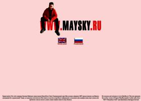 maysky.ru