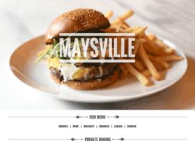 maysvillenyc.com