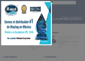 maytagmexico.com