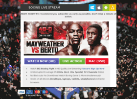 mayweathervspacquiao.co