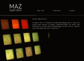 maz-operator.de
